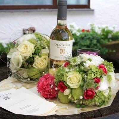 Weingut Dr. Steiner Siebeldingen Eventlocation Südpfalz Feiern Geburtstag Jubiläum